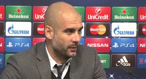 Guardiola: We played amazing
