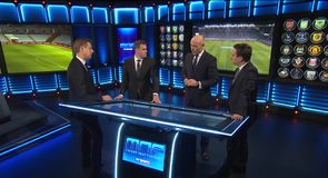 Webb, Carragher & Neville discuss diving