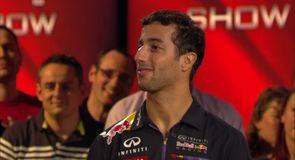 Ricciardo reflects