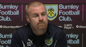 Dyche: Players enjoyed 'mental' rest