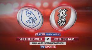 Sheff Wed 0-0 Rotherham