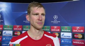 Solid display pleases Mertesacker