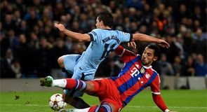 Man City v Bayern Munich