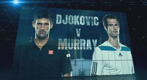 Murray v Djokovic - Exhibition Match