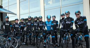 The team convened in Mallorca in January as the final preparations were made for 2014