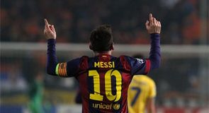 Messi - Record breaker