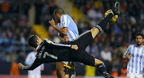 Malaga v Real Madrid