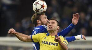 Schalke v Chelsea