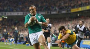 Clean sweep for Ireland