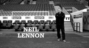 Technical Area: Neil Lennon