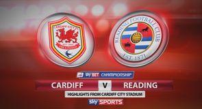Cardiff 2-1 Reading