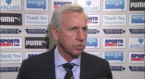 Newcastle v QPR – Alan Pardew