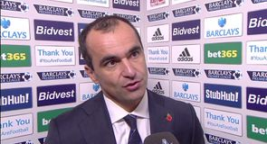 Martinez happy with response