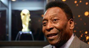 Pele in intensive care