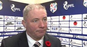 McCoist delighted with win