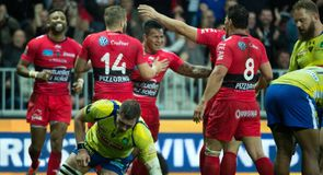 Top 14: Toulon crush Clermont