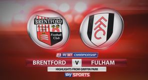 Brentford 2-1 Fulham