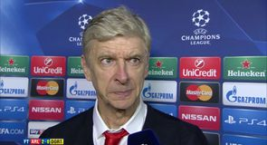 Wenger pleased with focus