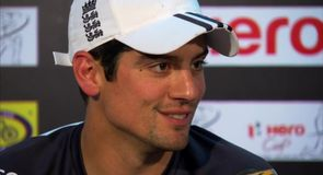Cook wary of weather