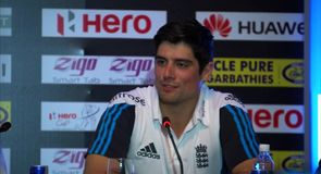 Cook and Ali to lead England charge