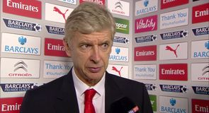 Defeat leaves Wenger frustrated