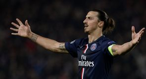 Goal of the Night Contender - Ibrahimovic