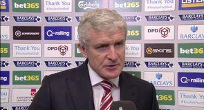 Stoke v Burnley – Mark Hughes