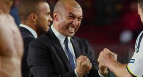 Di Matteo and the kings of Europe