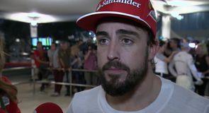 Alonso calm on future