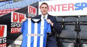Mackay named Wigan manager