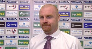 Stoke v Burnley - Sean Dyche