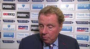 Newcastle v QPR - Harry Redknapp