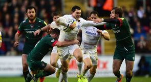 Honours even at Welford Road
