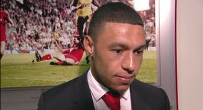 Arsenal v Burnley – Oxlade-Chamberlain
