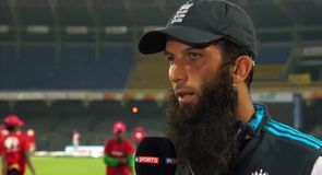 Mixed emotions for Moeen