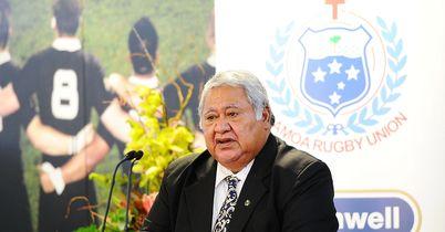 Samoa boss tries to downplay crisis