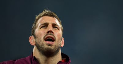 Stakes are high for England - Robshaw
