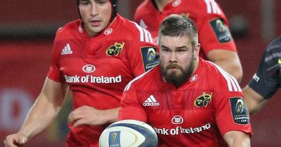 Munster put Dragons to the sword