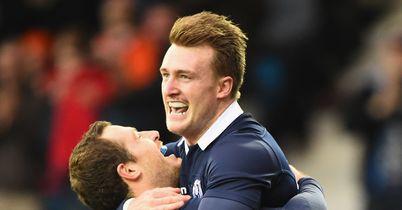 Five-try Scotland beat Tonga