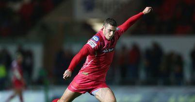 Scarlets claim Glasgow scalp