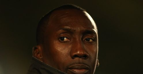Hasselbaink happy with fight