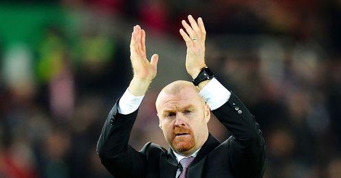 Dyche hails Burnley spirit