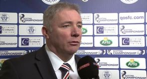 McCoist leaves Rangers