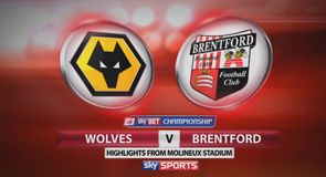 Wolves 2-1 Brentford