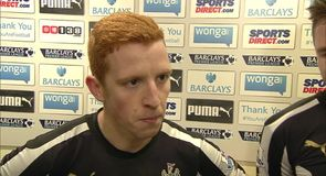 Colback breaks Newcastle duck