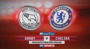 Derby 1-3 Chelsea