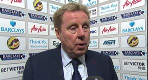 Redknapp looking for winter recruits