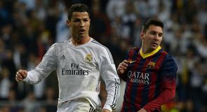 Messi v Ronaldo: Hat Tricks of 2014