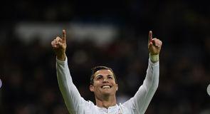 Ronaldo sets hat-trick record