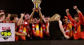 The T20 Big Bash is back